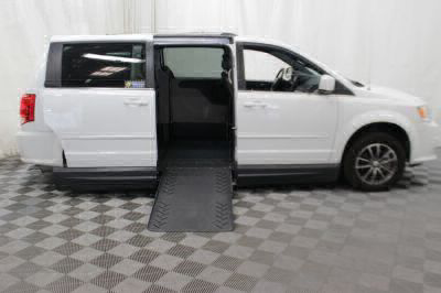 Used Wheelchair Van for Sale - 2017 Dodge Grand Caravan SXT Wheelchair Accessible Van VIN: 2C4RDGCG2HR696178