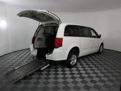 Used Wheelchair Van for Sale - 2013 Dodge Grand Caravan SXT Wheelchair Accessible Van VIN: 2C4RDGCG2DR502937