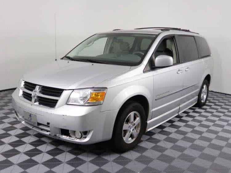 2010 Dodge Grand Caravan SXT Wheelchair Van For Sale #29