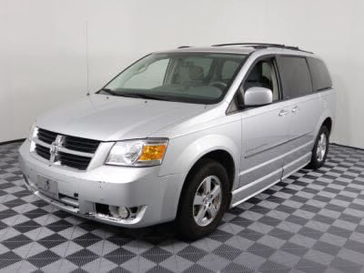 2010 Dodge Grand Caravan Wheelchair Van For Sale -- Thumb #29