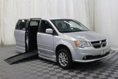 Used 2012 Dodge Grand Caravan R/T Wheelchair Van