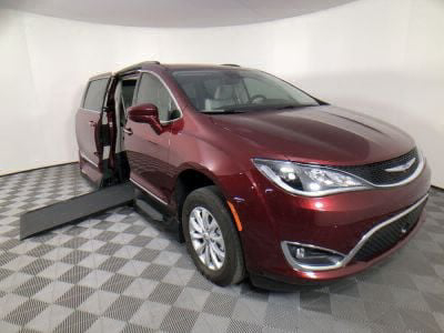 Used Wheelchair Van for Sale - 2018 Chrysler Pacifica Touring L Plus Wheelchair Accessible Van VIN: 2C4RC1EG0JR182526