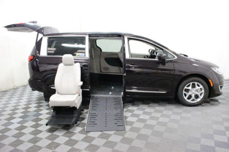 2017 Chrysler Pacifica Touring-L Plus Wheelchair Van For Sale #15