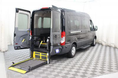 Used 2018 Ford Transit Passenger 350 XLT 15 Wheelchair Van