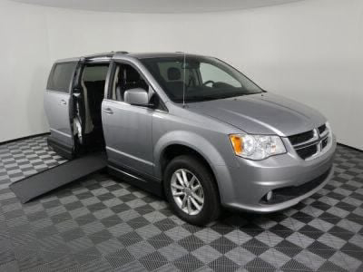 New Wheelchair Van for Sale - 2019 Dodge Grand Caravan SXT Wheelchair Accessible Van VIN: 2C4RDGCG4KR544216