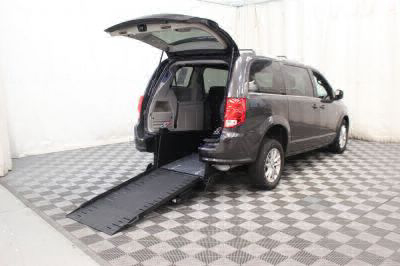 Commercial Wheelchair Vans for Sale - 2019 Dodge Grand Caravan SXT ADA Compliant Vehicle VIN: 2C4RDGCG9KR513477