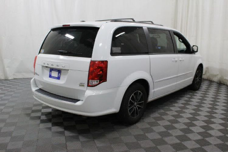 2017 Dodge Grand Caravan GT Wheelchair Van For Sale #3