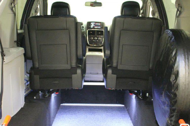 2017 Dodge Grand Caravan SXT Wheelchair Van For Sale #6