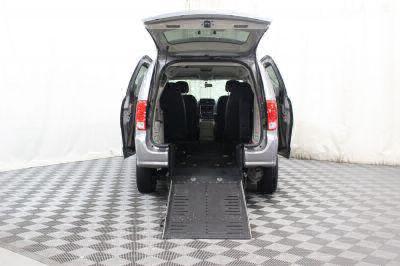 Used 2016 Dodge Grand Caravan SXT Wheelchair Van