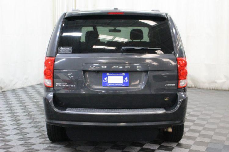 2011 Dodge Grand Caravan Crew Wheelchair Van For Sale #10