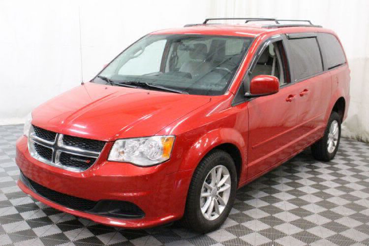 2014 Dodge Grand Caravan SXT Wheelchair Van For Sale #18