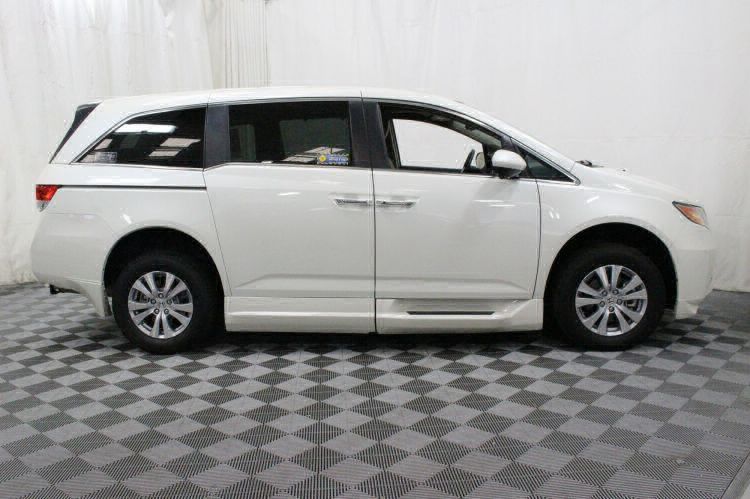2016 Honda Odyssey EX-L Wheelchair Van For Sale #9