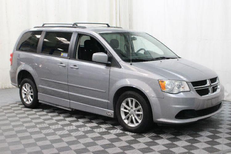 2013 Dodge Grand Caravan SXT Wheelchair Van For Sale #12