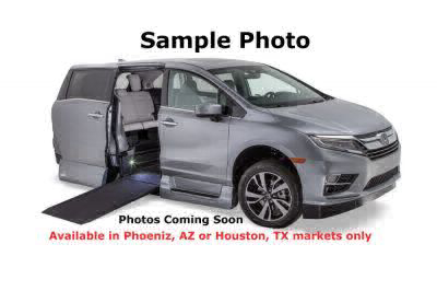 New Wheelchair Van for Sale - 2020 Honda Odyssey EX-L Wheelchair Accessible Van VIN: 5FNRL6H7XLB060022