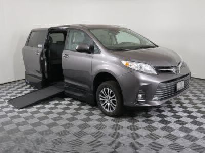 New Wheelchair Van for Sale - 2020 Toyota Sienna XLE Wheelchair Accessible Van VIN: 5TDYZ3DC7LS028376