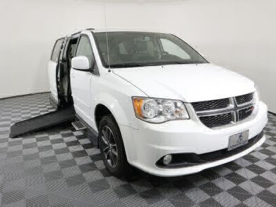 Used Wheelchair Van for Sale - 2017 Dodge Grand Caravan SXT Wheelchair Accessible Van VIN: 2C4RDGCG4HR861258