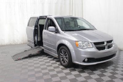 Handicap Van for Sale - 2017 Dodge Grand Caravan SXT Wheelchair Accessible Van VIN: 2C4RDGCG8HR546219