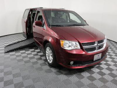 New Wheelchair Van for Sale - 2018 Dodge Grand Caravan SXT Wheelchair Accessible Van VIN: 2C4RDGCG6JR238262