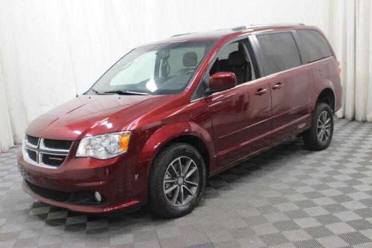 2017 Dodge Grand Caravan SXT Wheelchair Van For Sale #24