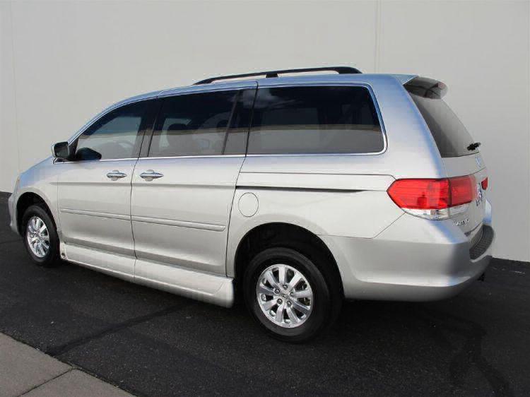 2008 Honda Odyssey EX-L Wheelchair Van For Sale #13