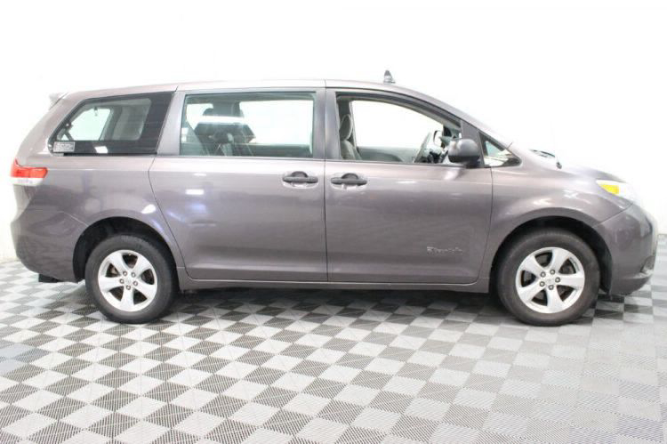 2014 Toyota Sienna L Wheelchair Van For Sale #10
