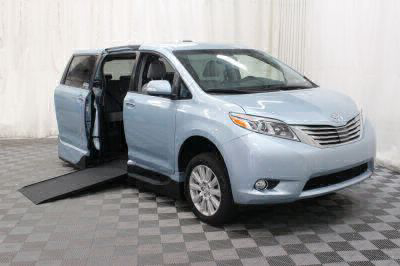 Used Wheelchair Van for Sale - 2017 Toyota Sienna Limited Wheelchair Accessible Van VIN: 5TDYZ3DC4HS852729
