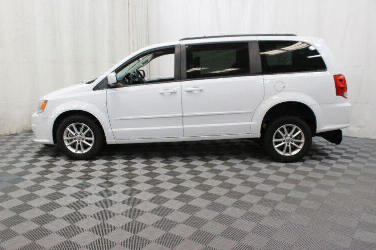 2015 Dodge Grand Caravan SXT Wheelchair Van For Sale #17