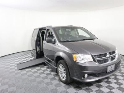 Used Wheelchair Van for Sale - 2019 Dodge Grand Caravan SXT Wheelchair Accessible Van VIN: 2C4RDGCG4KR601062