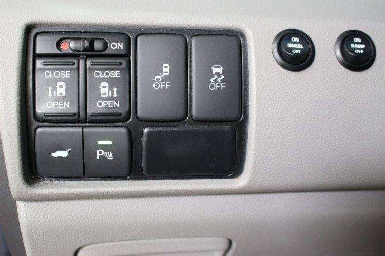 2012 Honda Odyssey Touring Elite Wheelchair Van For Sale #16