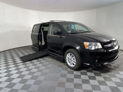 New Wheelchair Van for Sale - 2019 Dodge Grand Caravan SXT Wheelchair Accessible Van VIN: 2C4RDGCG2KR679825
