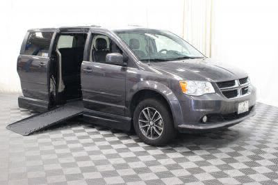 Handicap Van for Sale - 2017 Dodge Grand Caravan SXT Wheelchair Accessible Van VIN: 2C4RDGCG7HR724508