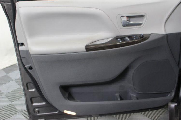 2017 Toyota Sienna XLE Wheelchair Van For Sale #27