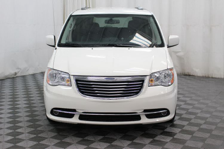 2012 Chrysler Town and Country Touring Wheelchair Van For Sale #9