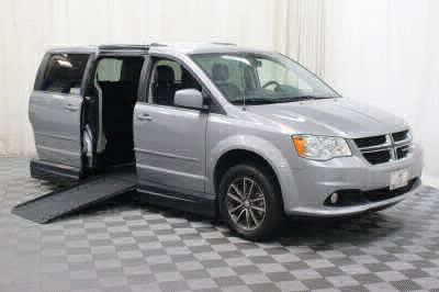Handicap Van for Sale - 2017 Dodge Grand Caravan SXT Wheelchair Accessible Van VIN: 2C4RDGCG5HR545979