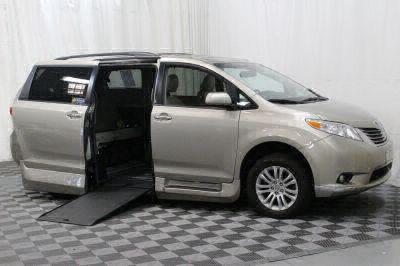 Used 2015 Toyota Sienna XLE Wheelchair Van