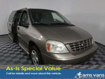 Used Wheelchair Van for Sale - 2005 Ford Freestar SE Wheelchair Accessible Van VIN: 2FMZA51665BA59334