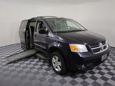 Used Wheelchair Van for Sale - 2010 Dodge Grand Caravan SXT Wheelchair Accessible Van VIN: 2D4RN5DXXAR497548