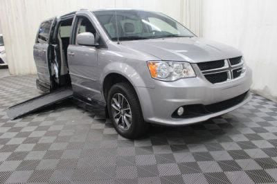 New Wheelchair Van for Sale - 2017 Dodge Grand Caravan SXT Wheelchair Accessible Van VIN: 2C4RDGCG0HR859328