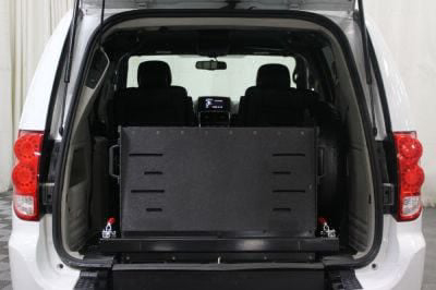 2017 Dodge Grand Caravan Wheelchair Van For Sale -- Thumb #34