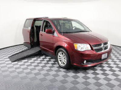 New Wheelchair Van for Sale - 2018 Dodge Grand Caravan SXT Wheelchair Accessible Van VIN: 2C4RDGCG8JR205330