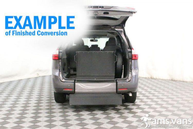 2016 Toyota Sienna L Wheelchair Van For Sale #5