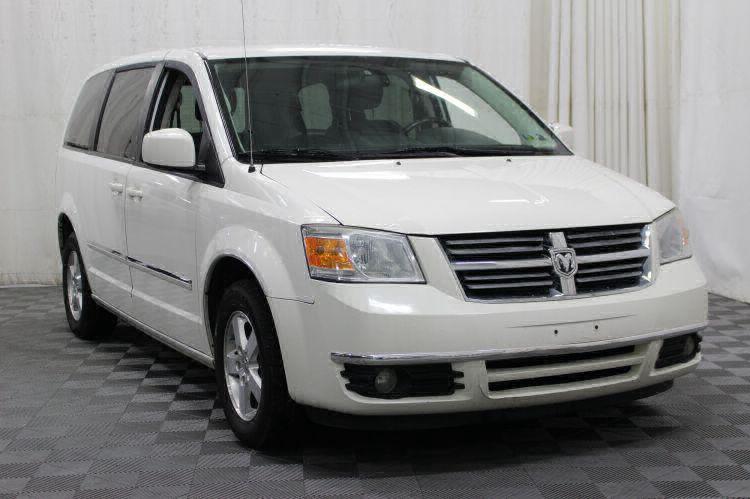 2008 Dodge Grand Caravan SXT Wheelchair Van For Sale #1