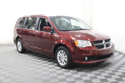 New Wheelchair Van for Sale - 2018 Dodge Grand Caravan SXT Wheelchair Accessible Van VIN: 2C4RDGCG2JR163186