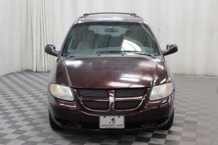2004 Dodge Grand Caravan SE Wheelchair Van For Sale #30