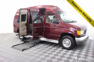 2005 Ford E-Series Chassis Wheelchair Van For Sale -- Thumb #1