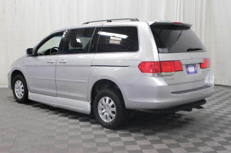 2010 Honda Odyssey EX-L w/DVD Wheelchair Van For Sale #10