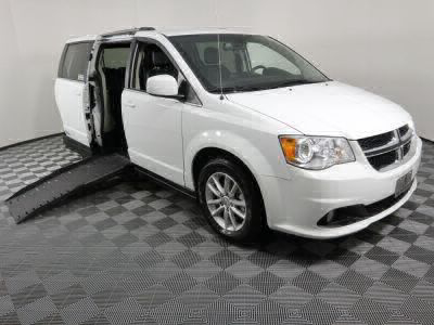New Wheelchair Van for Sale - 2019 Dodge Grand Caravan SXT Wheelchair Accessible Van VIN: 2C4RDGCG1KR646475