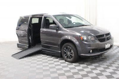 Commercial Wheelchair Vans for Sale - 2017 Dodge Grand Caravan GT ADA Compliant Vehicle VIN: 2C4RDGEG5HR673426