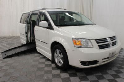 Used Wheelchair Van for Sale - 2010 Dodge Grand Caravan SXT Wheelchair Accessible Van VIN: 2D4RN5D12AR120191