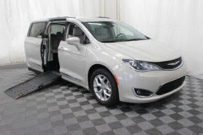 Handicap Van for Sale - 2017 Chrysler Pacifica Touring-L Plus Wheelchair Accessible Van VIN: 2C4RC1EG7HR752421